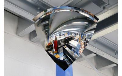 Miroir hémisphérique Vision à 90°- 600 mm