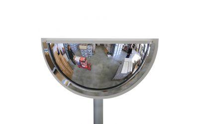 Demi-miroir multi-usages panoramiques vision à 180° - 1/2 400 mm