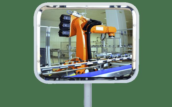 Miroirs multi-usages classiques vision 90°