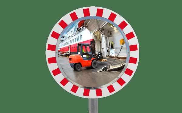 Miroirs pour industries classiques vision 90°