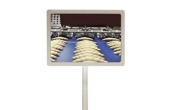 Miroirs plats de contrôle de précision